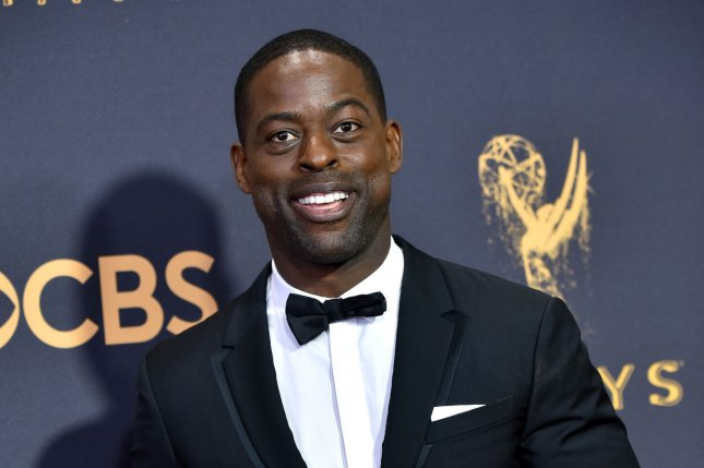 Sterling K. Brown likes the idea of starring in a reboot of The West Wing. File Photo by Christine Chew/UPI