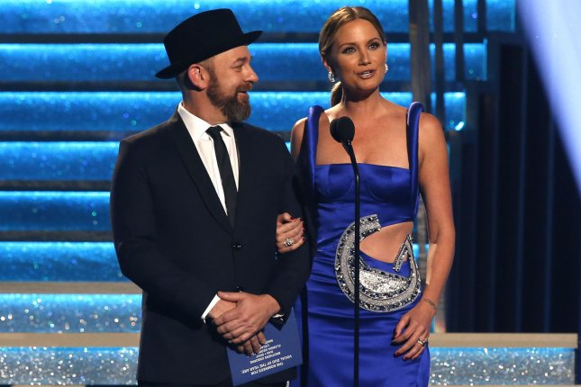 Sugarland is set to perform in Times Square on New Year's Eve alongside Nick Jonas and others. File Photo by John Sommers II/UPI