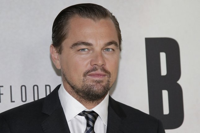 Leonardo DiCaprio is producing Grant, a docu-series for the History channel. Photo by John Angelillo/UPI