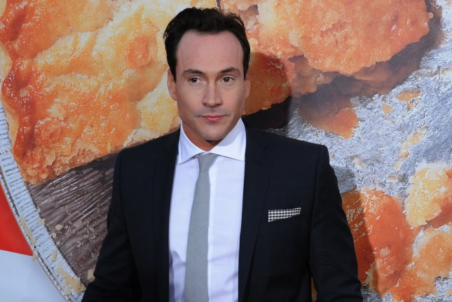 Chris Klein is to co-star in Season 5 of The Flash. File Photo by Jim Ruymen/UPI