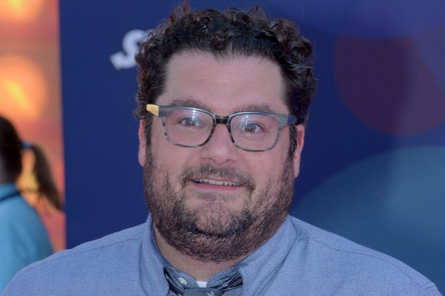 Bobby Moynihan will host new NBC competition gameshow Ultimate Slip 'N Slide along with Ron Funches. File Photo by Jim Ruymen/UPI