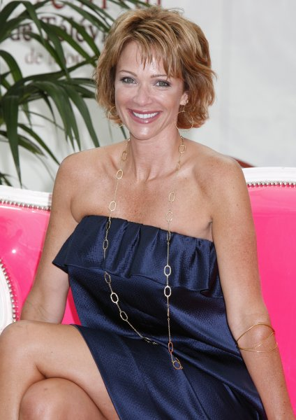 Actress Lauren Holly of the television show NCIS arrives at a photo call during the 47th Monte Carlo Television Festival in Monte Carlo, Monaco on June 12, 2007. (UPI Photo/David Silpa)