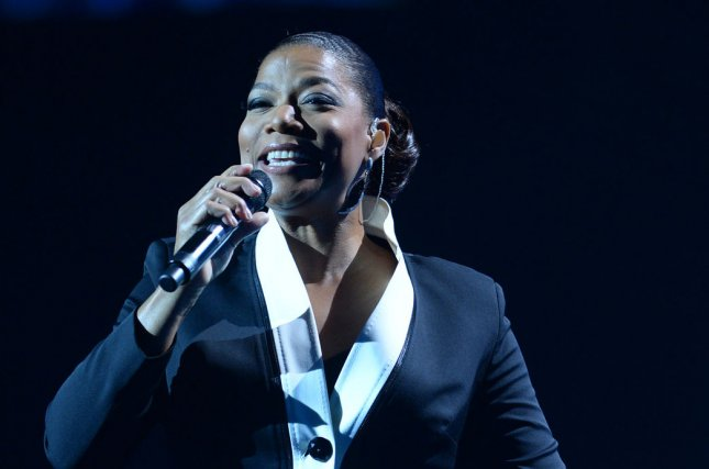 Queen Latifah has joined the cast of NBC's The Wiz. Photo by Rune Hellestad/UPI