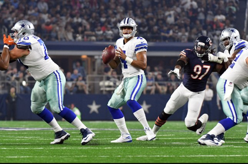 Dak Prescott Has Dallas Cowboys Riding High Despite Injuries