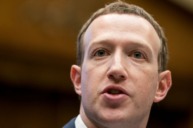 Facebook is taking a serious look at cryptocurrency, which could make it easier than ever to send money or get paid to look at advertisements. Photo by Erin Schaff/UPI