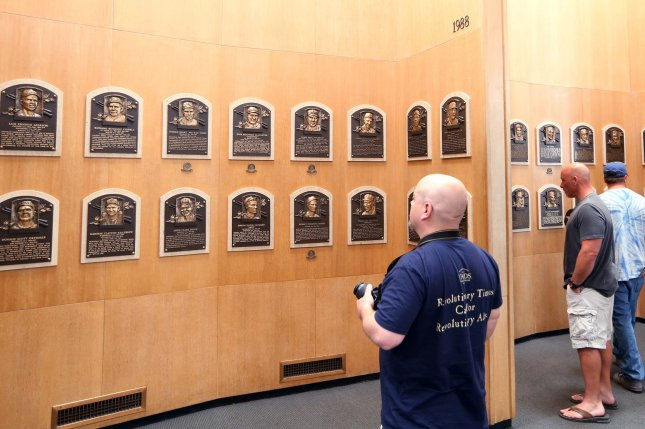 The National Baseball Hall of Fame in Cooperstown, N.Y., can accommodate as many as 3,000 visitors per day during its peak season. File Photo by Bill Greenblatt/UPI
