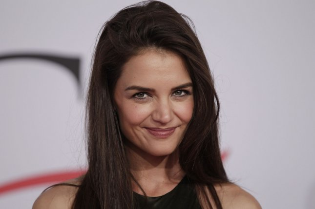 Katie Holmes at the CFDA Fashion Awards in 2015. The actress shares daughter Suri with ex-husband Tom Cruise. File Photo by John Angelillo/UPI