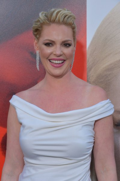Katherine Heigl posted a photo from the Suits set Tuesday. File Photo by Jim Ruymen/UPI