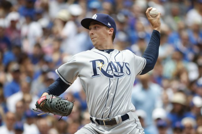 Tampa Bay Rays Place Pitcher Blake Snell On Injured List