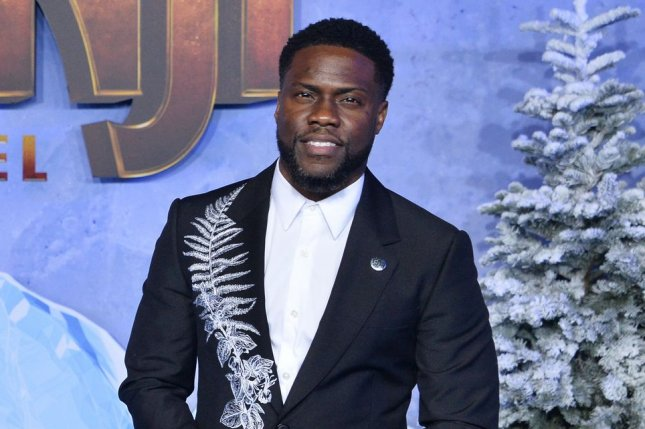 Kevin Hart will star in True Story, a limited series from Narcos executive producer Eric Newman. FilePhoto by Jim Ruymen/UPI
