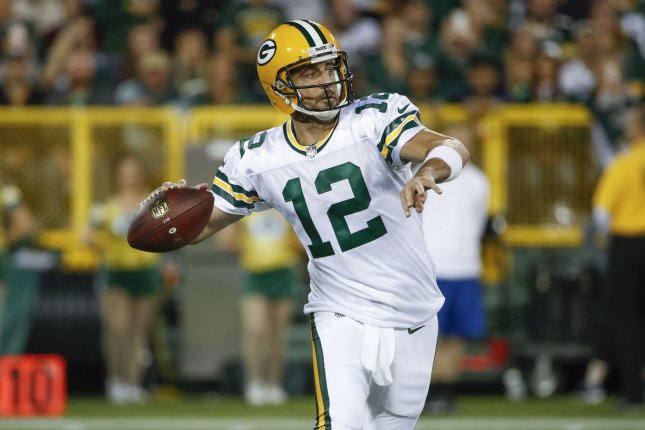 535c3aa1 Rodgers' status uncertain for Packers' game vs. Vikings - UPI.com