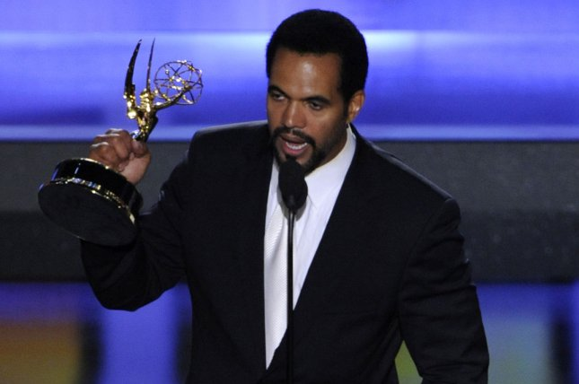 The Young and the Restless will pay tribute to Kristoff St. John following the actor's death. File Photo by Jim Ruymen/UPI
