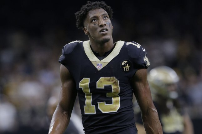 Saints agree to record $100M contract extension with WR Michael ...