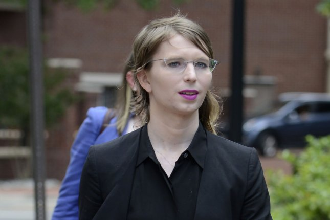 A federal judge ordered former U.S. Army intelligence analyst Chelsea Manning to be released on Thursday after she was imprisoned for defying a subpoena to testify before a grand jury investigating WikiLeaks in May. Photo by Mike Theiler/UPI