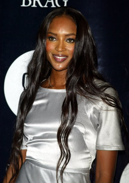 Naomi Campbell arrives at the Black Retail Action Group's Annual Scholarship & Awards Dinner at Cipriani's in New York on October 26, 2007. (UPI Photo/Laura Cavanaugh)