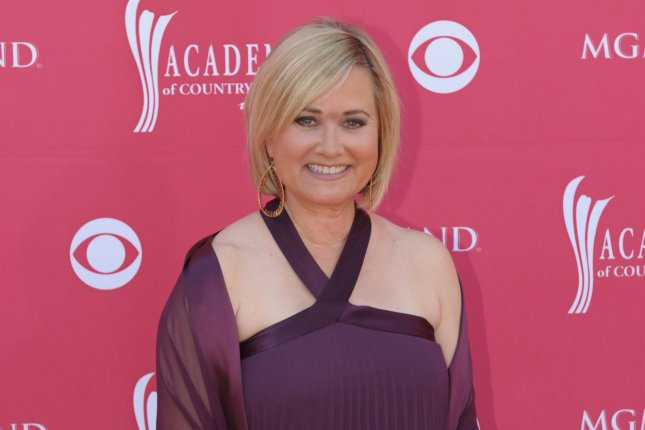 Dancing with the Stars castoff Maureen McCormick is seen at the 43rd Academy of Country Music Awards in Las Vegas on May 18, 2008. File Photo by Roger Wollenberg/UPI