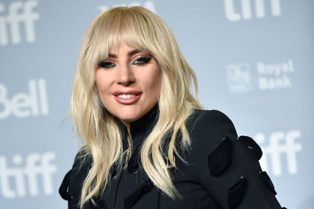 Lady Gaga attends a Toronto International Film Festival photocall for Gaga: Five Foot Two on September 8. The singer penned an emotional letter to fans Thursday ahead of the film's release. File Photo by Christine Chew/UPI