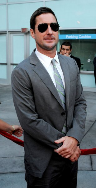 Luke Wilson, a cast member in the dramatic comedy motion picture Henry Poole Is Here, attends the premiere of the film at the Arclight Cinerama Dome in Los Angeles on August 7, 2008. (UPI Photo/Jim Ruymen)