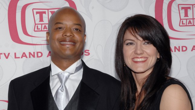 Todd Bridges and his wife Dori have separated. (UPI Photo/Jim Ruymen)