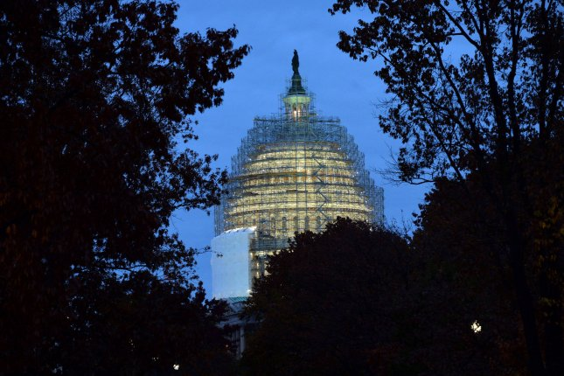 Congress is still broken, reports the American public. UPI/Kevin Dietsch