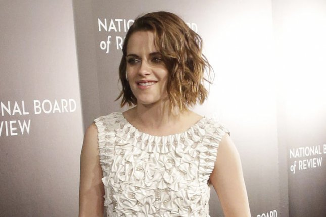 Café Society actress Kristen Stewart arrives on the red carpet at The National Board of Review Gala in New York City on January 5, 2016. File Photo by John Angelillo/UPI