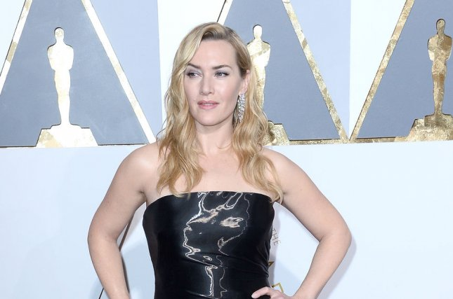 On Wednesday, 20th Century Fox released the trailer for Kate Winslet's upcoming film, The Mountain Between Us. File Photo by Jim Ruymen/UPI