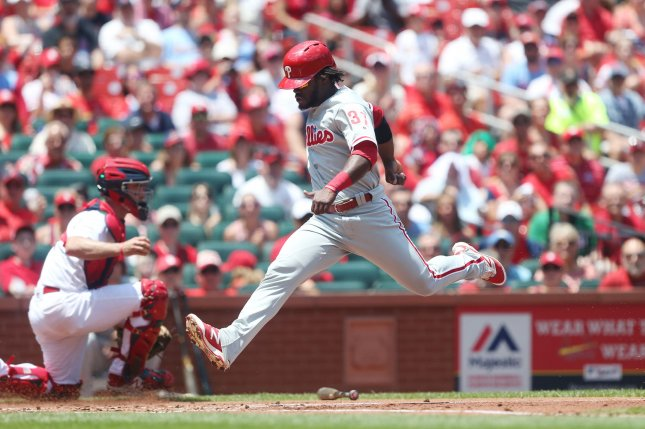 Franco, Altherr hit slams and Phillies rout Marlins 20-1