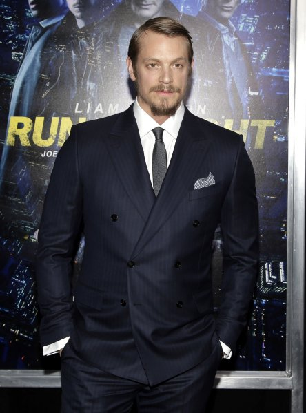 Actor Joel Kinnaman's Amazon series Hanna is set to return next year for a second season. File Photo by John Angelillo/UPI