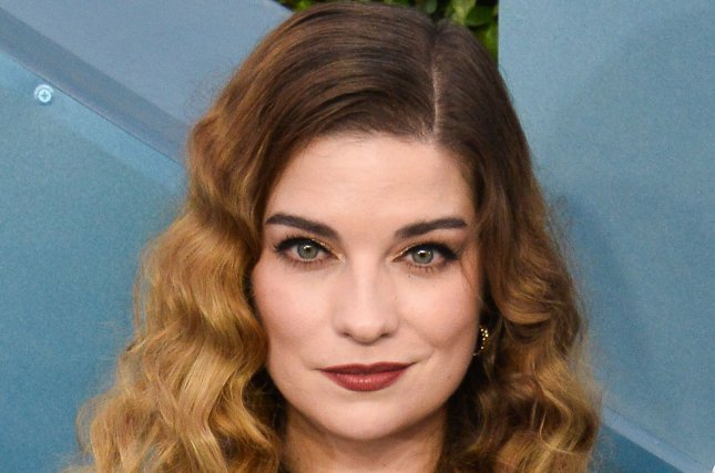 Annie Murphy is set to star in a new dark comedy for AMC. File Photo by Jim Ruymen/UPI