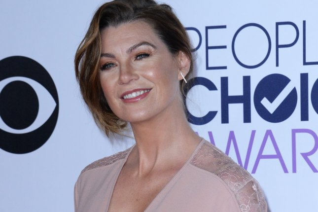 Actress Ellen Pompeo attends the 41st annual People's Choice Awards at the Nokia Theater in Los Angeles on Jan. 7, 2015. 'Grey's Anatomy' is the most talked-about fall television show on Twitter, the social media ocmpany reports. File Photo by Jim Ruymen/UPI