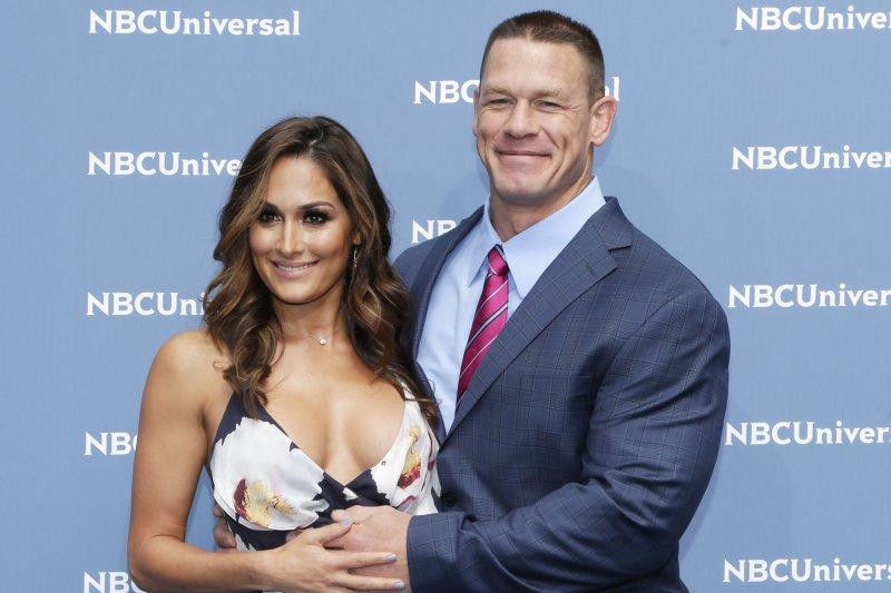 Nikki Bella And John Cena Wedding.Nikki Bella Says Boyfriend John Cena Is Open To Marriage Upi Com