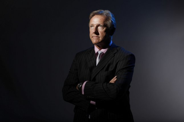 Men's Ice Hockey coach Ron Wilson poses for a portrait at the 2010 United States Olympic Team Media Summit in Chicago. File photo by Brian Kersey/UPI