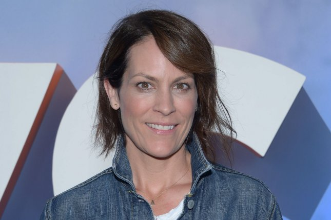 Annabeth Gish attends the Los Angeles premiere of Storks on Sept. 17, 2016. The actress will reprise Monica Reyes in a new season of The X-Files revival. File Photo by Jim Ruymen/UPI