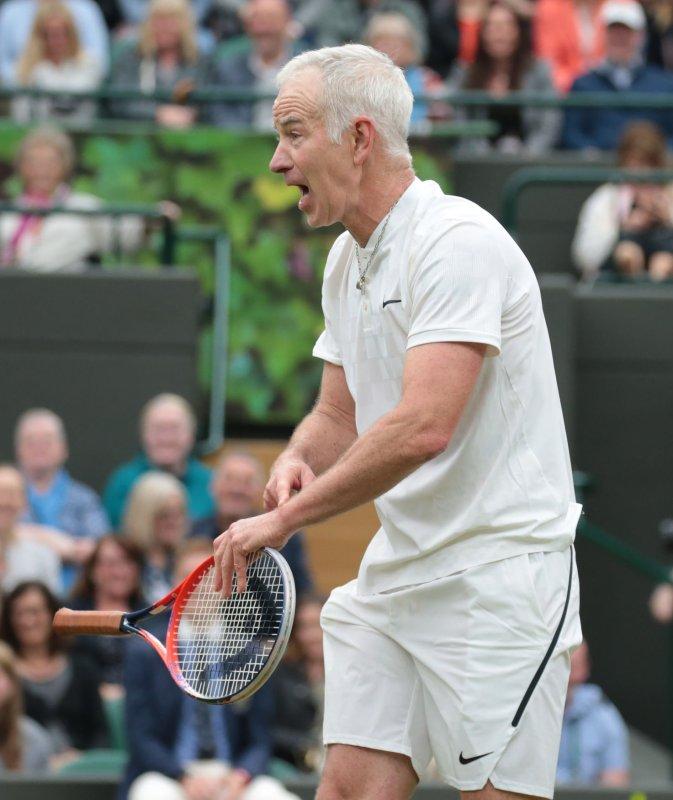 On This Day Jan 21 John Mcenroe Breaks Racquet Gets