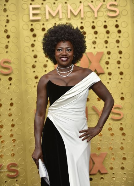 Viola Davis arrives for the 71st annual Primetime Emmy Awards held at the Microsoft Theater in downtown Los Angeles on September 22. The actor turns 55 on August 11. File Photo by Christine Chew/UPI