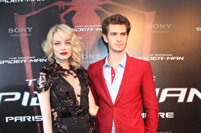 Are emma stone and andrew garfield dating 2019