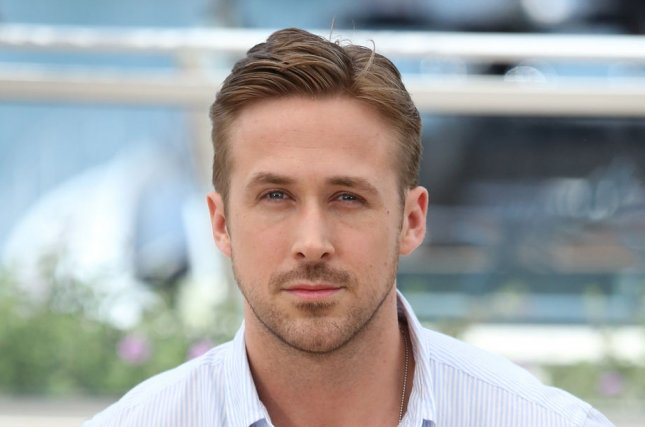 Ryan Gosling may star in a Guillermo del Toro-directed reboot of 'The Haunted Mansion.' File photo by David Silpa/UPI
