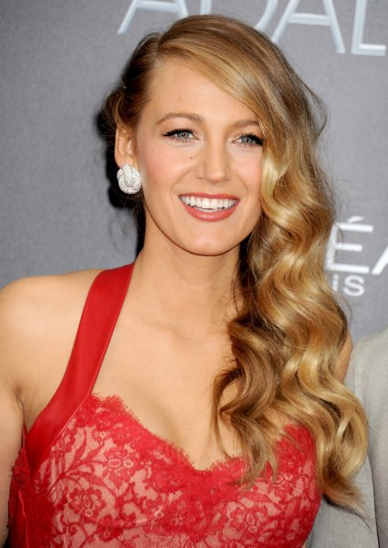 Blake Lively dreams to go to Harvard Business School. File photo by Dennis Van Tine/UPI