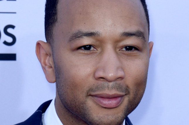 Singer John Legend, an executive producer for WGN America's Underground, has said he'd like the drama to move to another channel, if possible. File Photo by Jim Ruymen/UPI