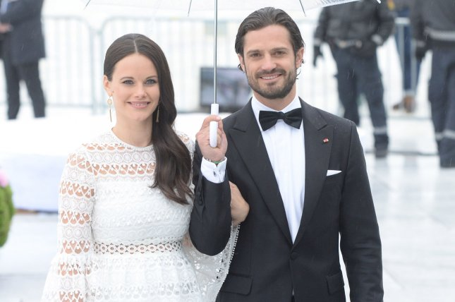 Sweden's Prince Carl Philip and Princess Sofia welcome second baby