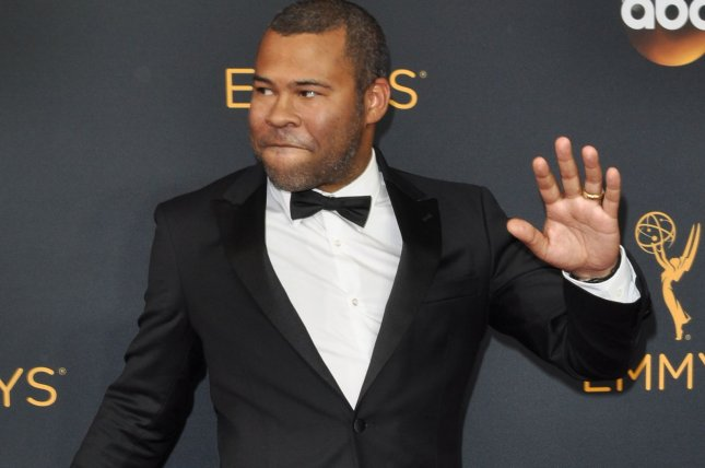 CBS All Access has confirmed it is working with actor and filmmaker Jordan Peele on a new version of The Twilight Zone. File Photo by Christine Chew/UPI