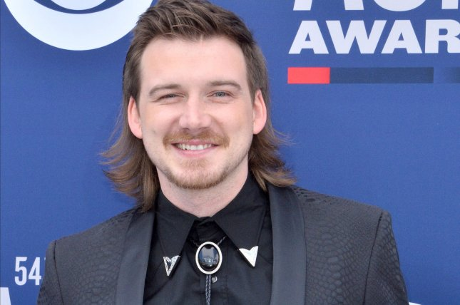 Morgan Wallen has two titles in the Top 10 of this week's Billboard 200 album chart. File Photo by Jim Ruymen/UPI