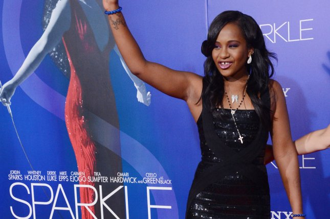 Bobbi Kristina Brown attends the premiere of Sparkle in Los Angeles on Aug. 16, 2012. Photo by Jim Ruymen/UPI