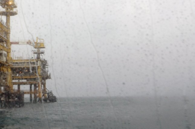 The decommissioning of legacy operations on the Brent field in the North Sea is under way, Wood Group announced Tuesday. File photo by Maryam Rahmanian/UPI