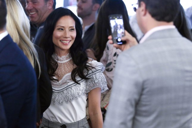 Lucy Liu arrives at the 2018 BTIG Commissions for Charity Day in New York City on May 8. The actor turns 50 on December 2. File Photo by John Angelillo/UPI