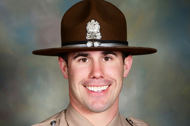 A grand jury introduced an eight-count indictment against a St. Louis man in the fatal shooting of Illinois State Trooper Nicholas Hopkins. File Photo courtesy Illinois State Police
