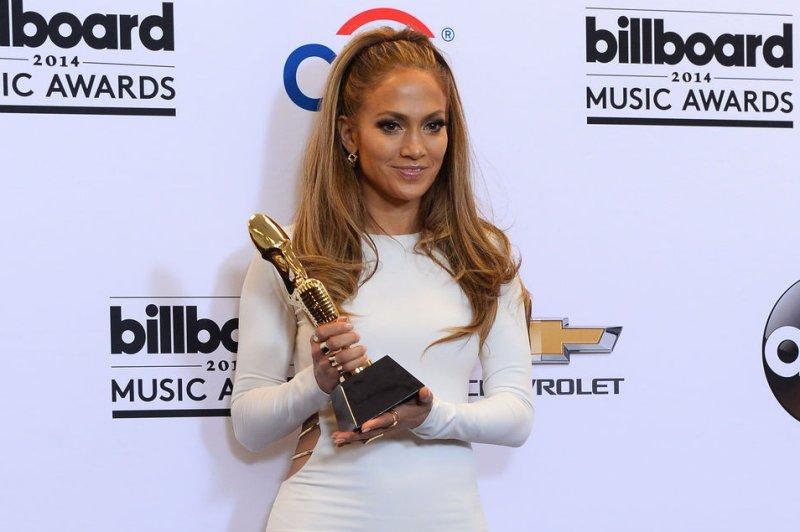 Jennifer Lopez. UPI/Jim Ruymen