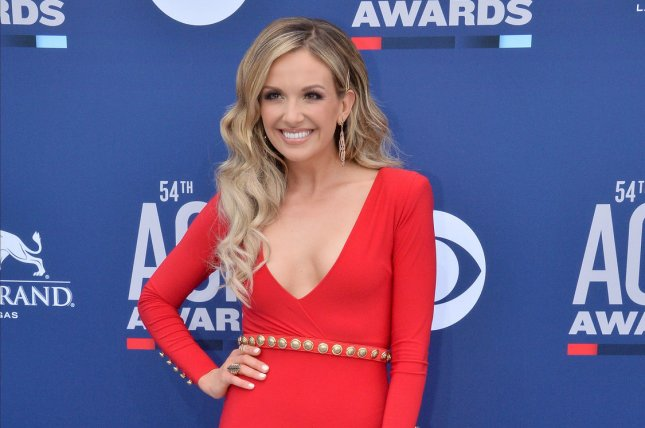 Carly Pearce joined the Grand Ole Opry where she was inducted by Jeannie Seely and performed with Trisha Yearwood. File Photo by Jim Ruymen/UPI