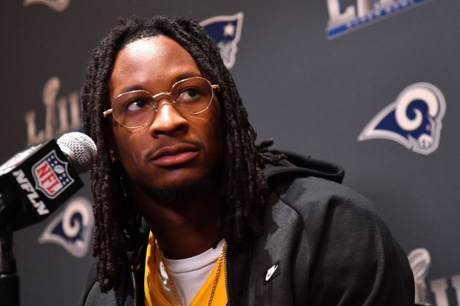 Anderson: Gurley 'more hurt' than Rams thought