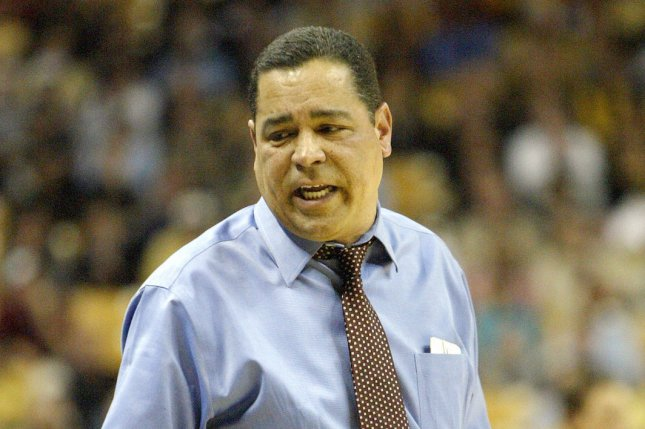 Houston men's head basketball coach Kelvin Sampson signed a contract extension through the 2024-25 season. He will earn $18 million over the next six seasons. File Photo by Bill Greenblatt/UPI